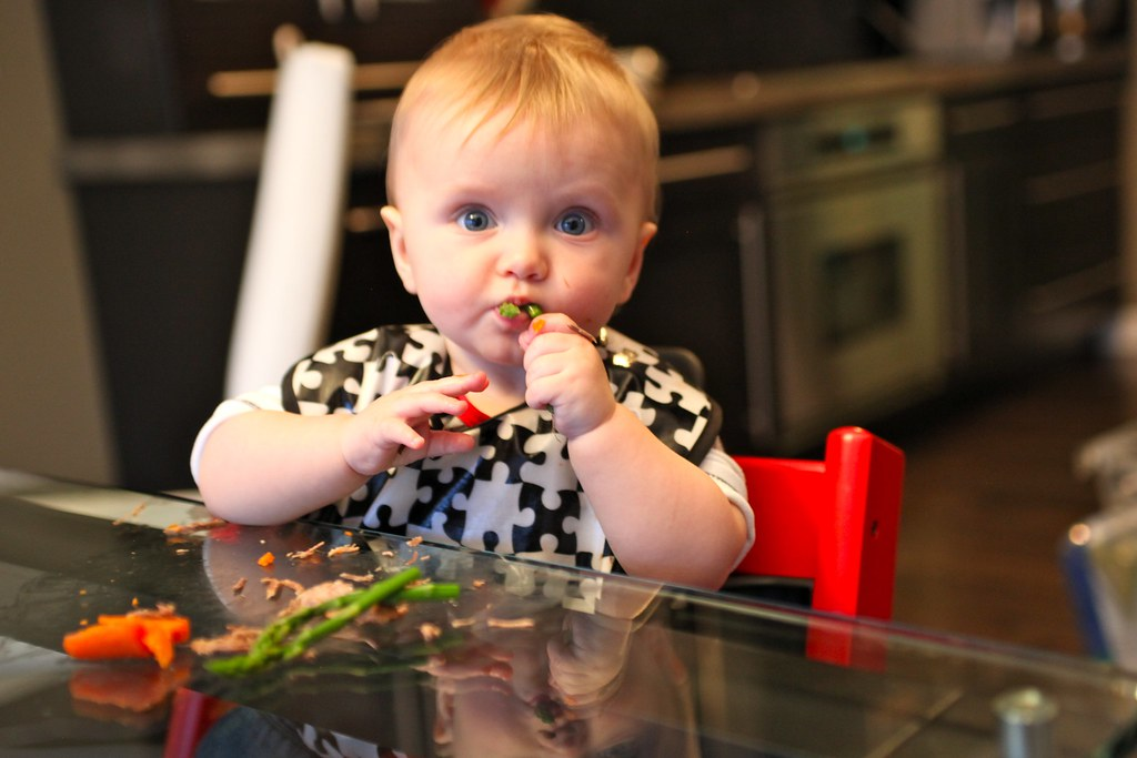 BABY'S FIRST SOLIDS