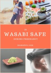 is wasabi safe during pregnancy