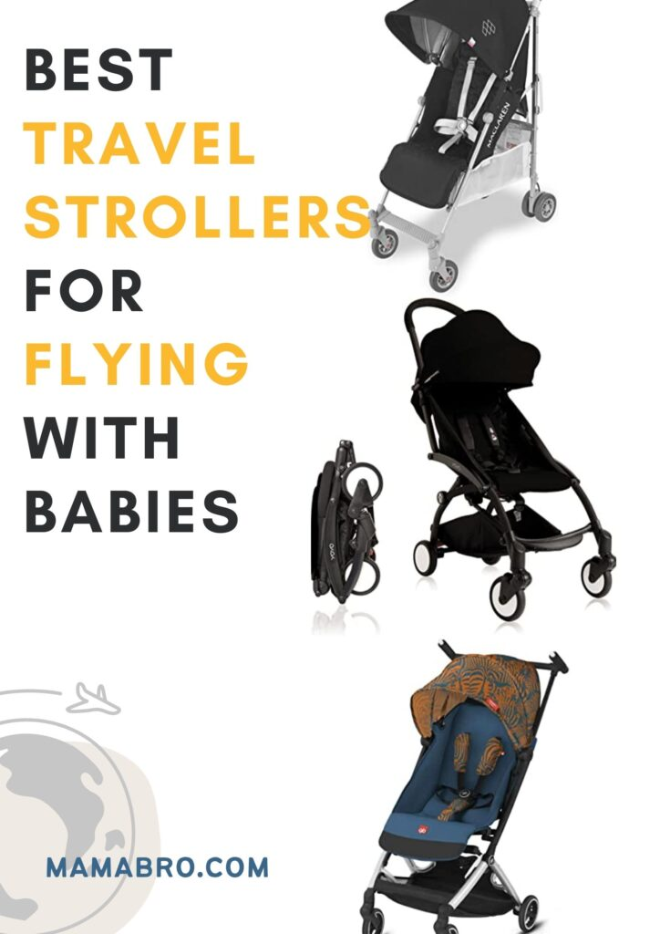 Best Travel Strollers for Flying with Babies
