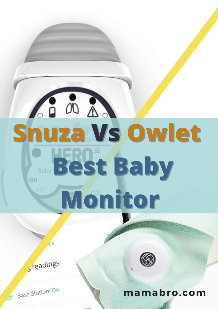 Snuza Vs Owlet - Best Baby Monitor