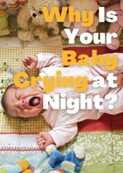 Why Is Your Baby Crying at Night