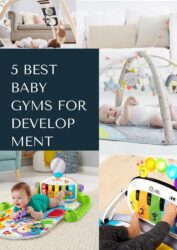5 Best Baby Gyms for Development
