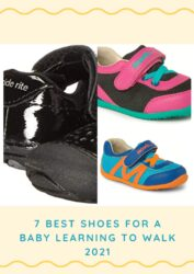 Best Shoes for A Baby Learning to Walk