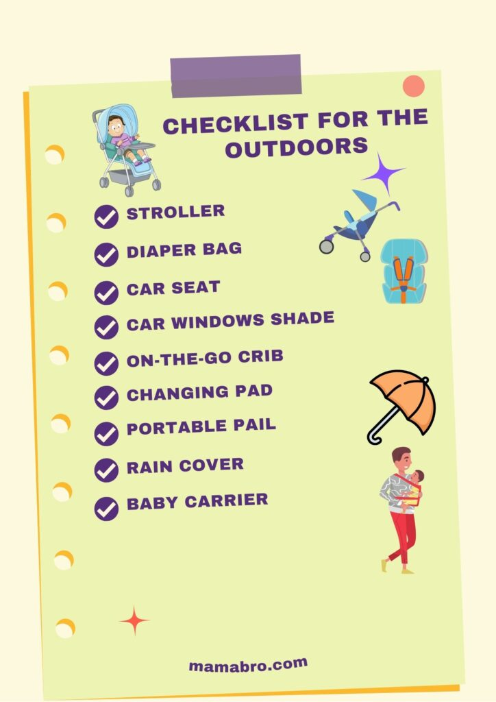 Ultimate Newborn Essentials List – Free Baby Checklist for Your Infant's Needs