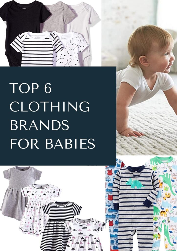 6 Clothing Brands For Babies 2021