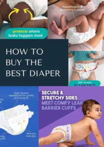 How To Buy The Best Diaper For Your Baby