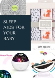 Items to Help Your Baby Sleep Through the Night