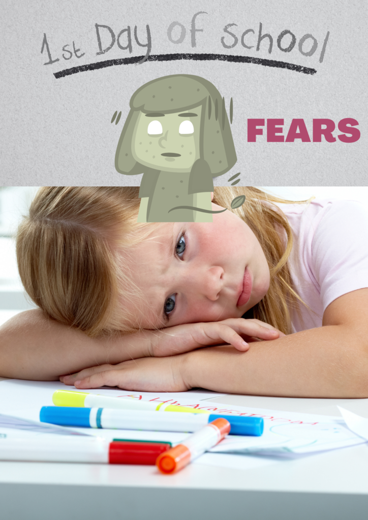 Facing First Day of School Fears (1)