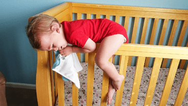 Why Do People Mistime a Toddler's Transition?